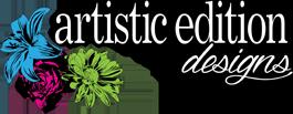 Artistic Edition Designs Logo